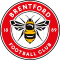 brentford football club logo
